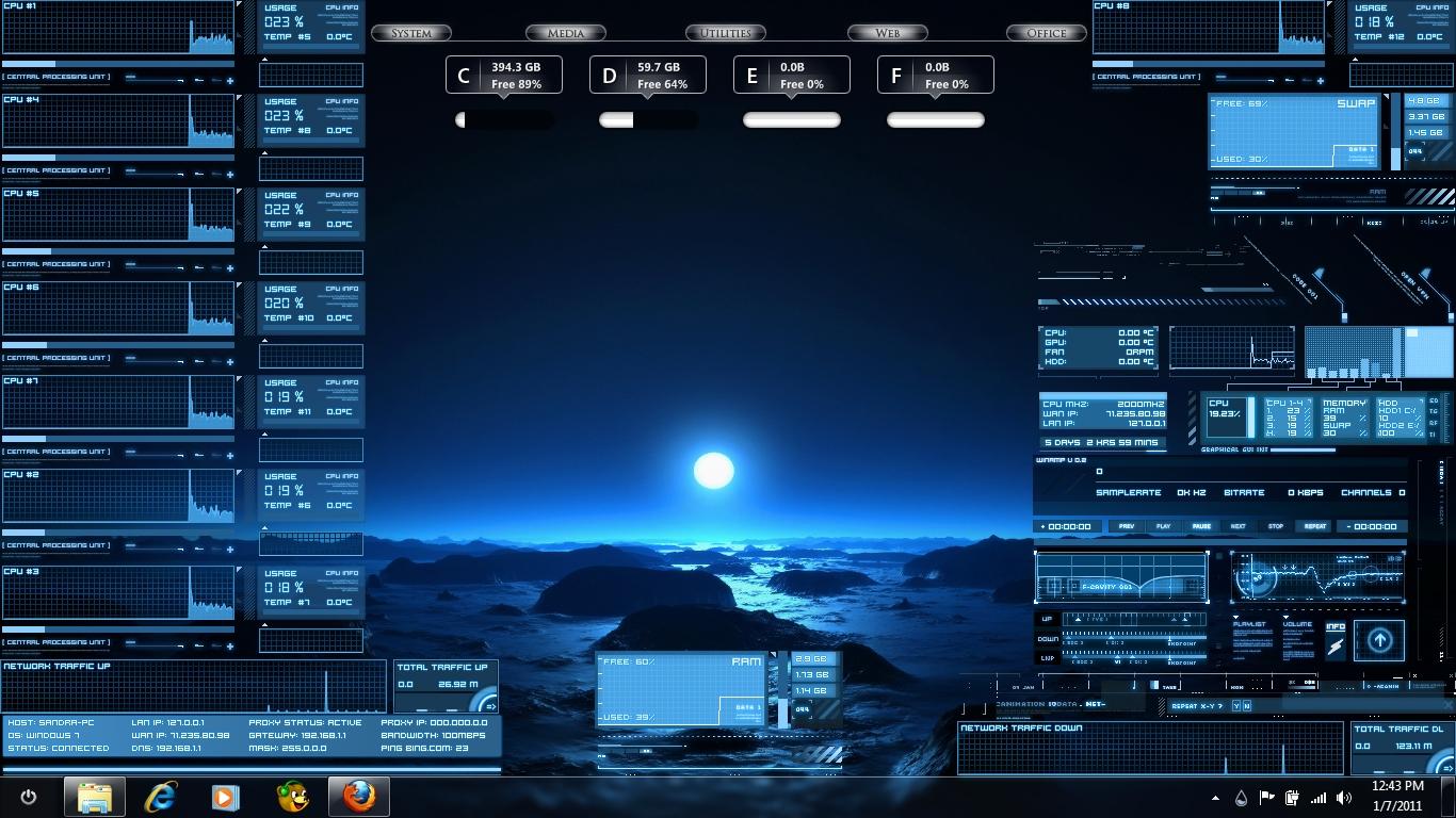 bat computer wallpaper